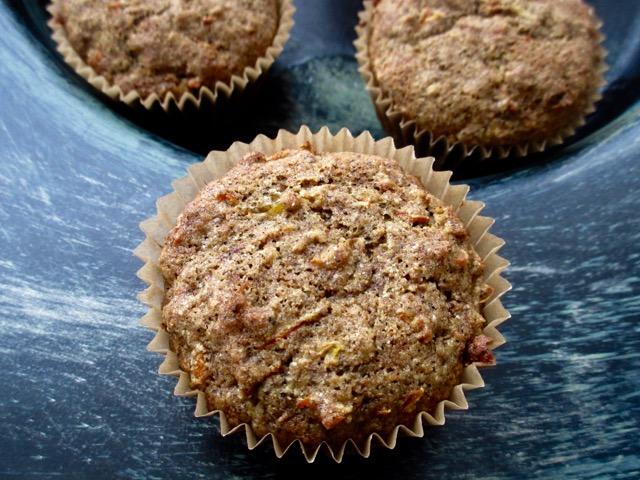 petit muffin de sarrasin