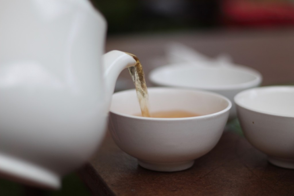 théière thé tulsi