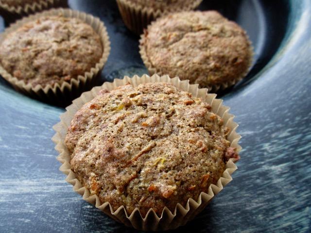 muffins farine de sarrasin sans gluten