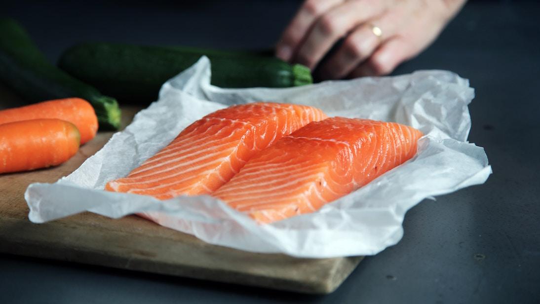 bons gras saumon