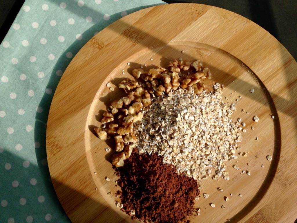 Avoine cacao noix