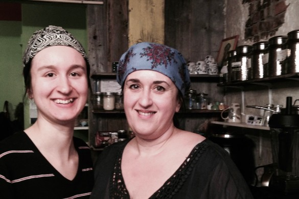 salon de thé de Martine et Émilie