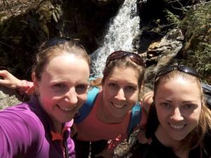les 3 filles en randonnée