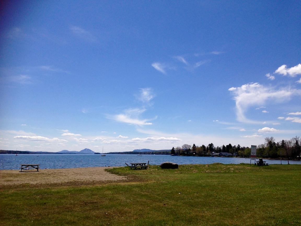 Magog lac