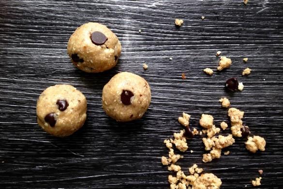 pâte à biscuits pépites de chocolat