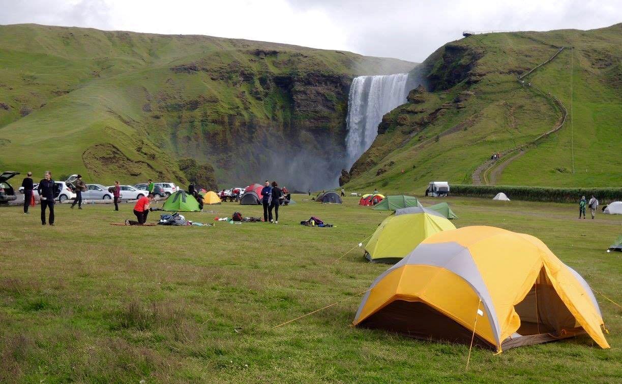 islande randonnée