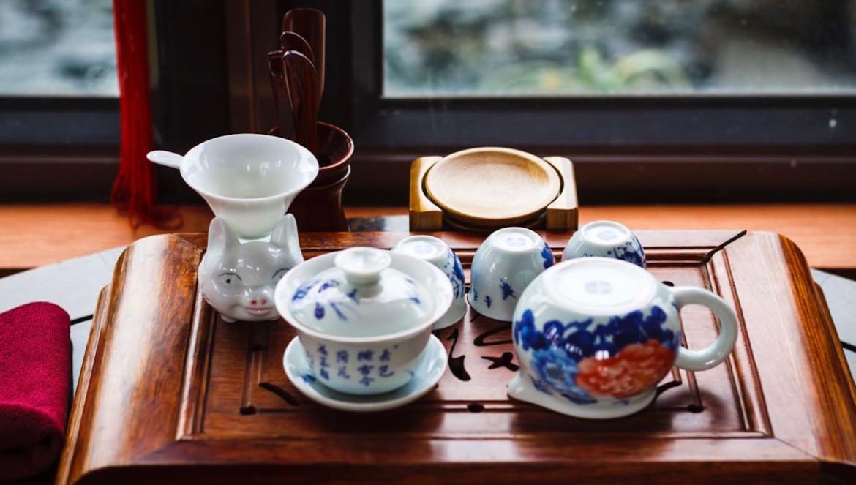 Gaiwan tasse de thé