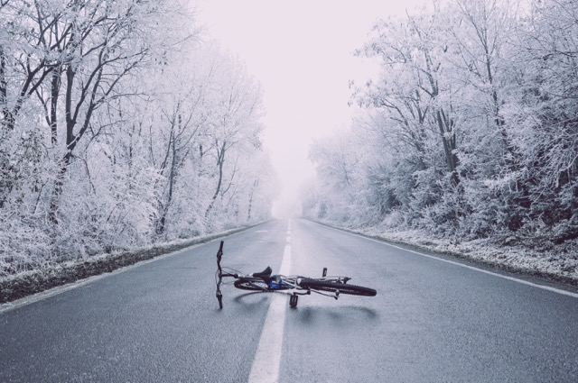 Stress Vélo au sol