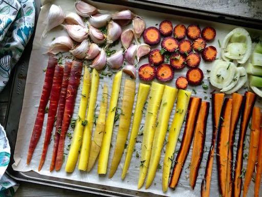 tian légumes au four