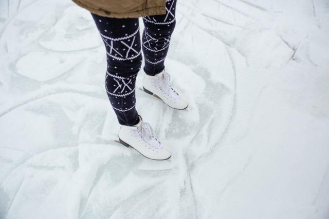 patiner hiver
