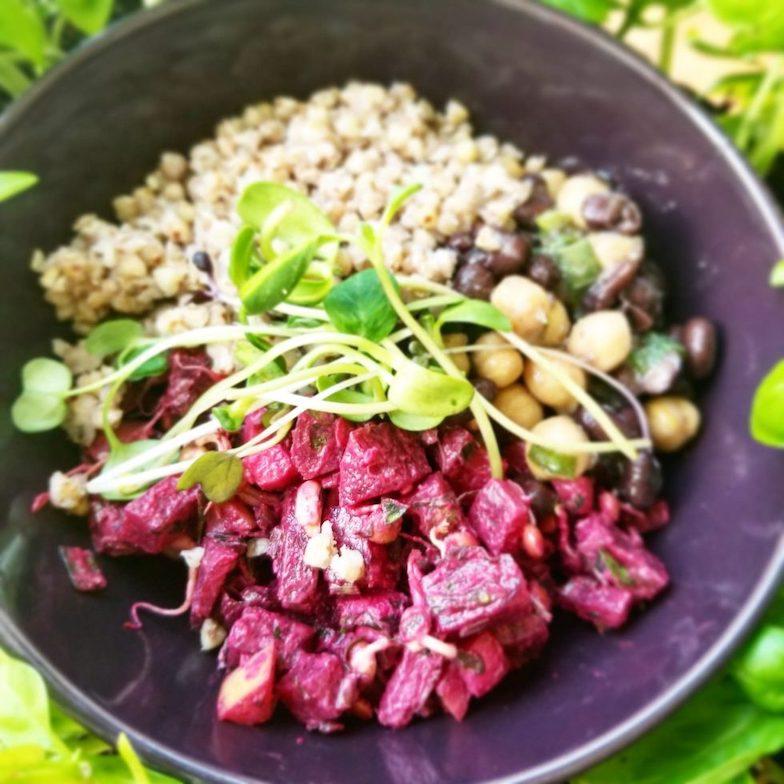 betteraves salade recettes d'été