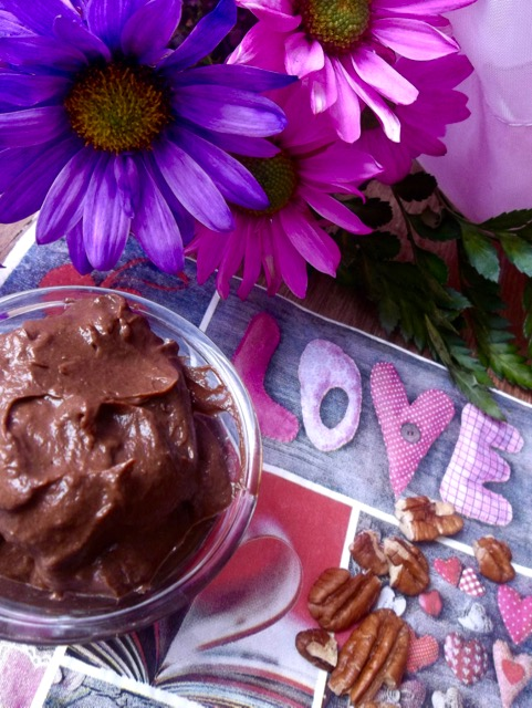 mousse choco