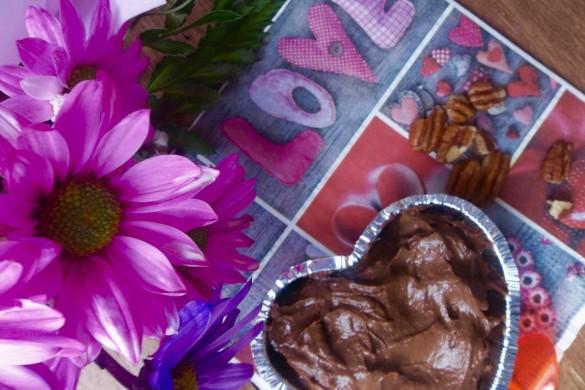 mousse aphrodisiaque au chocolat