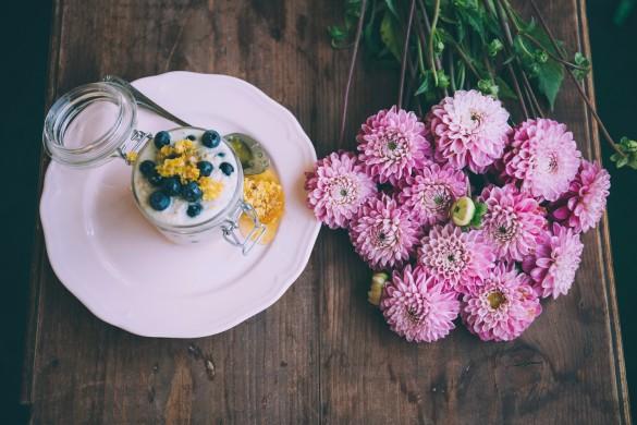 L' alimentation conscienteassiette