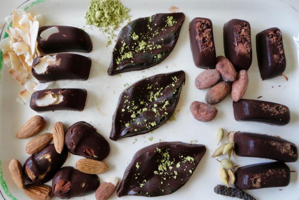 chocolats maison faciles