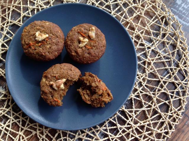 Muffins sarrasin