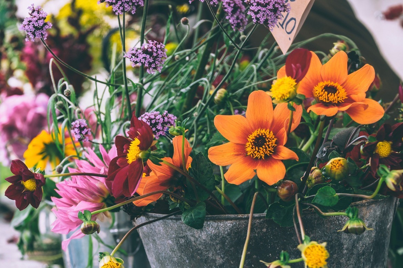 L'été fleurs