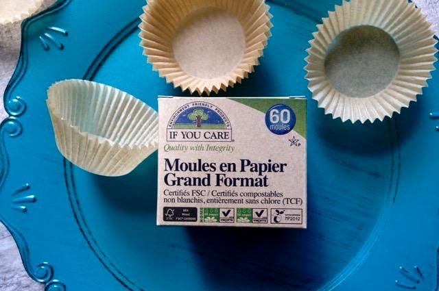 muffins moules papier