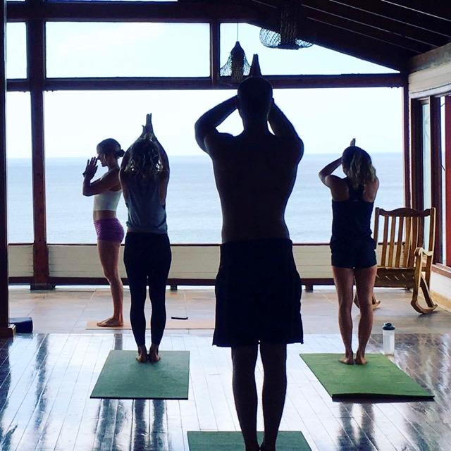 yoga au Nicaragua