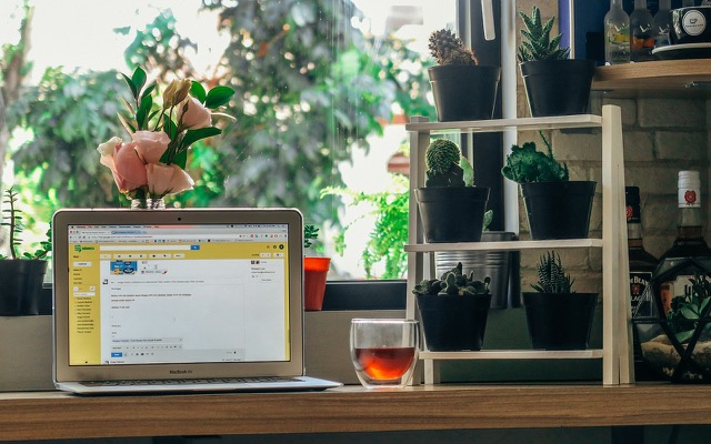 bureau bonheur au travail