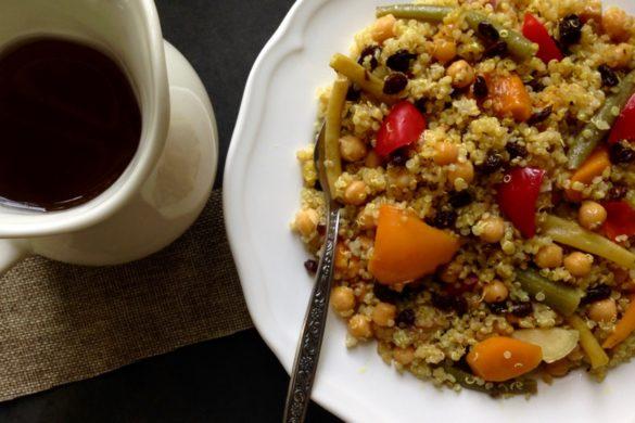 couscous-quinoa-légumes