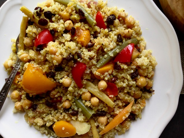 couscous quinoa pois chiches sans gluten