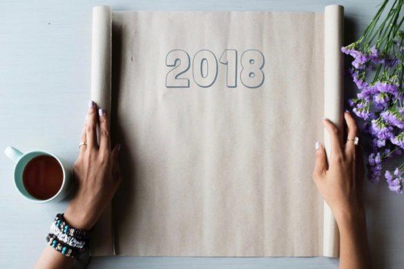 Résolutions 2018 liste