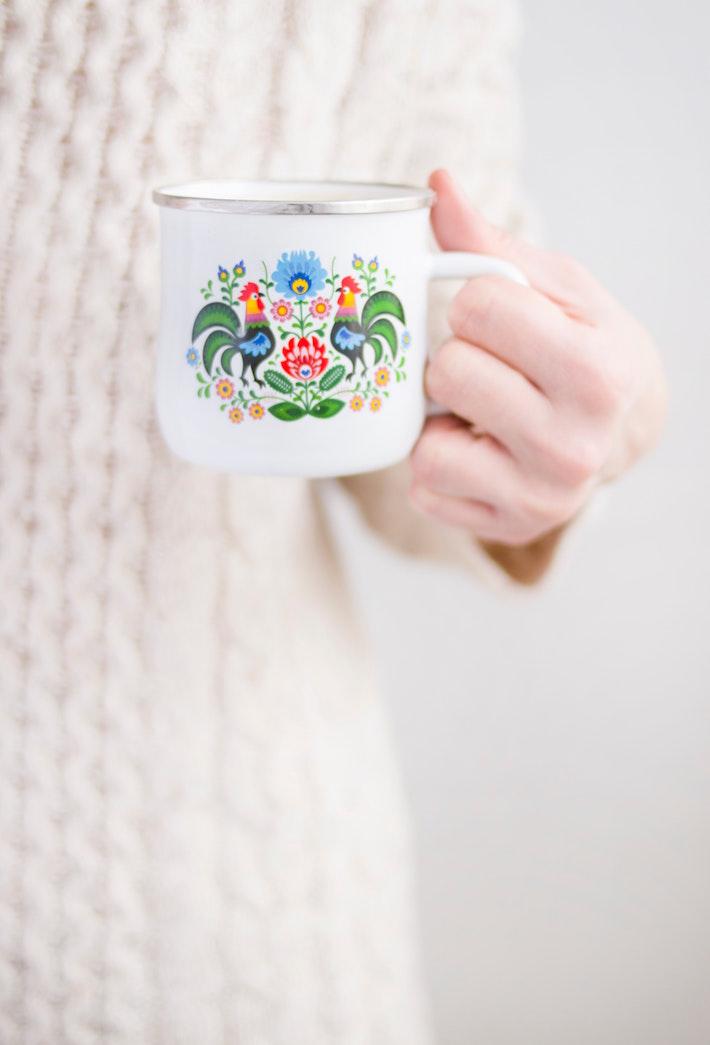 tasse tisanes d'hiver