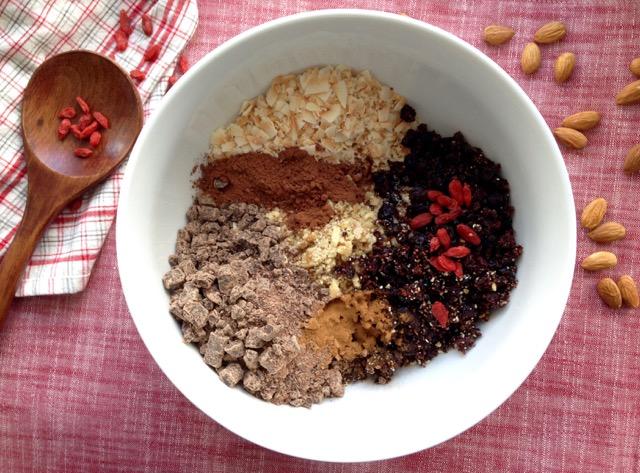 biscuits au chocolat ingrédients