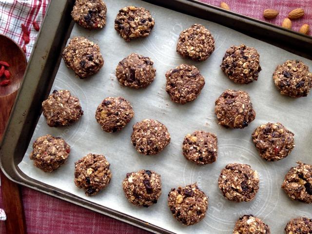 biscuits chocolat sans gluten