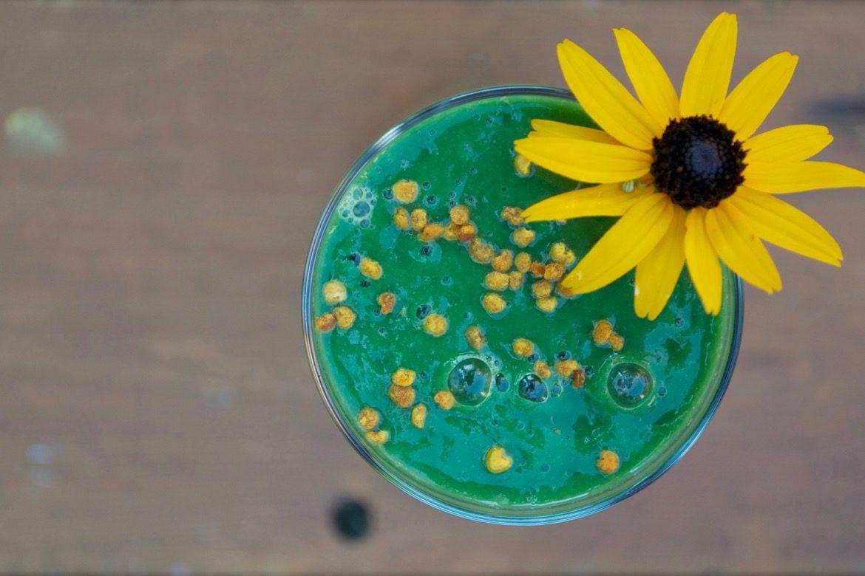 nettoyage printemps recette smoothie