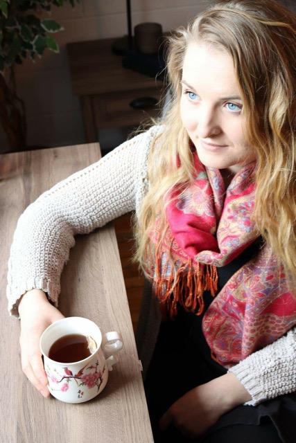 Émilie St-Pierre-Plourde Festival du thé