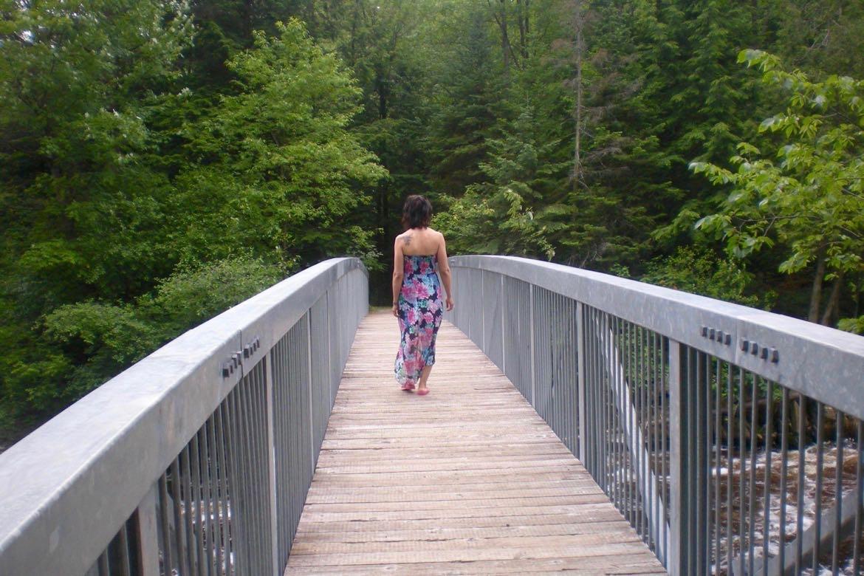 pont ballade de printemps