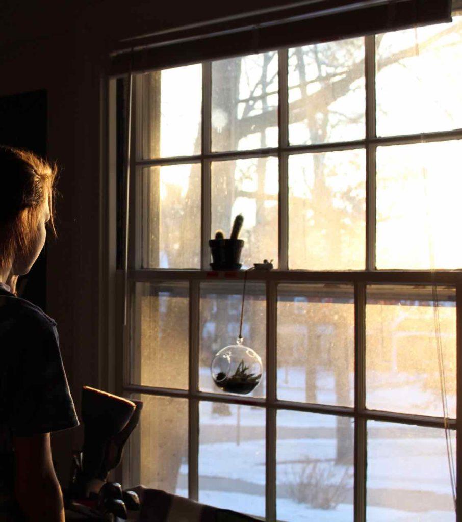fenêtre manque de lumière