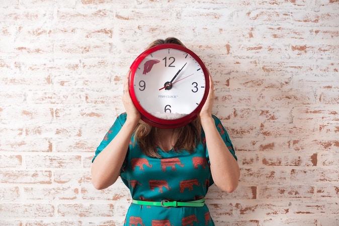 horloge manque de sommeil