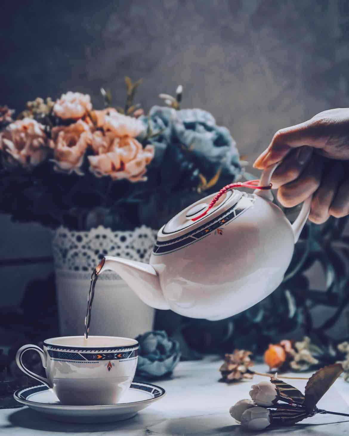 Festival du thé Montréal théière tasse