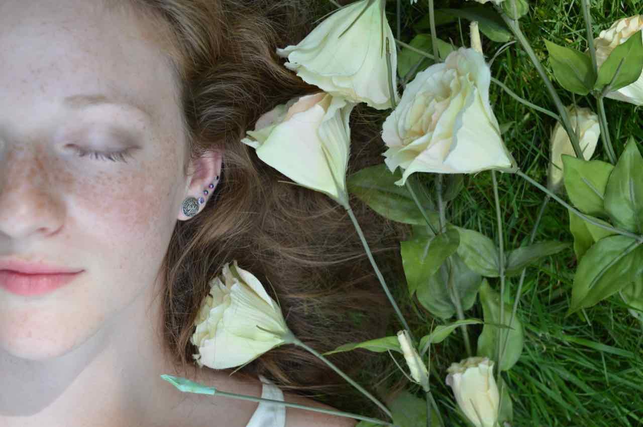 méditer femme épuisement