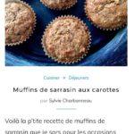 muffins cadeau confinement